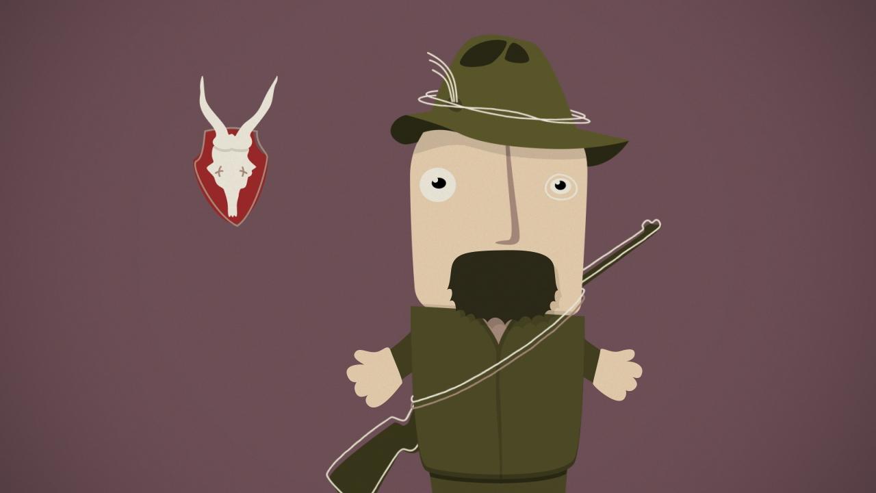 PETA Anti Jagd